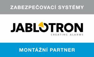 Montáž a správa zabezpečovacích systémů Jablotron